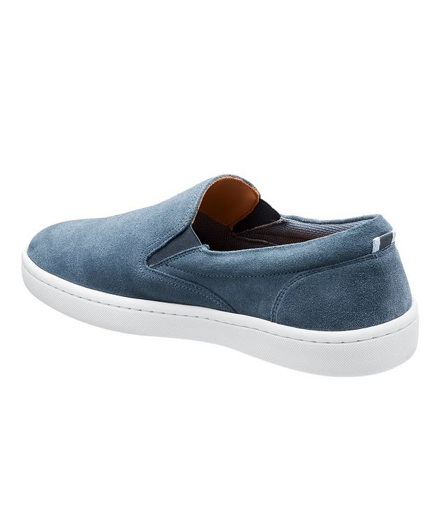 Ribeira Suede Slip-On Sneakers picture 2