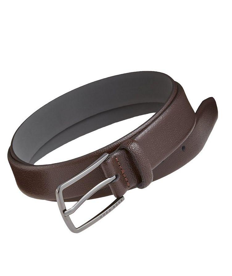 Chuck Leather Belt image 0