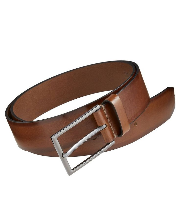 Carmello Leather Belt image 0