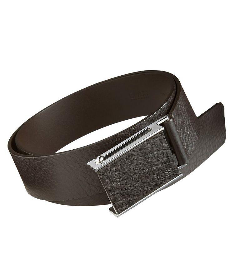 Semmy Leather Belt image 0