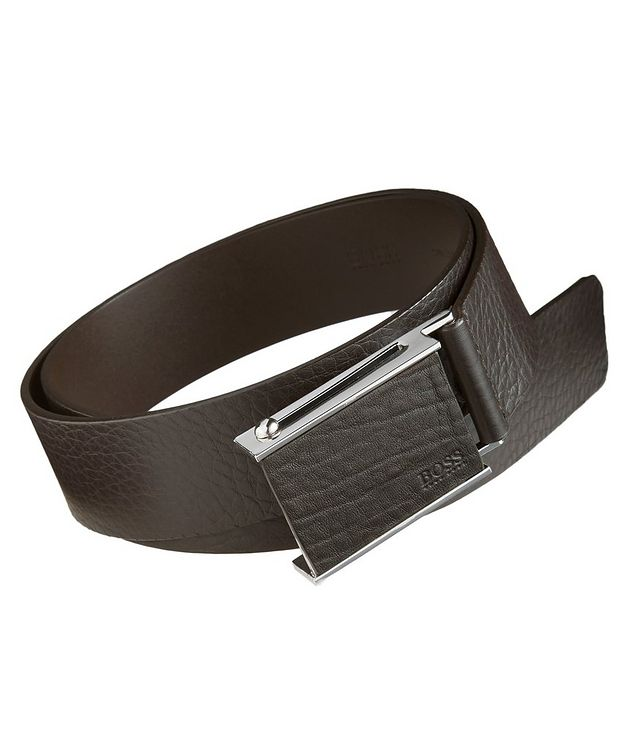 Semmy Leather Belt picture 1