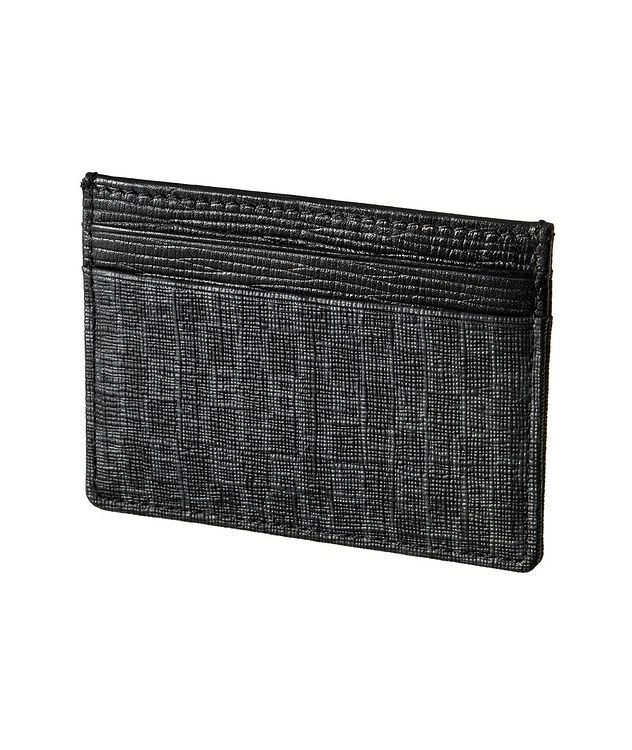 Metropole Monogram Leather Card Holder picture 2