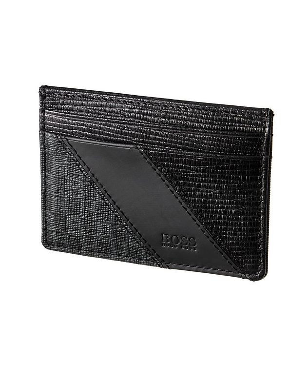 Metropole Monogram Leather Card Holder picture 1