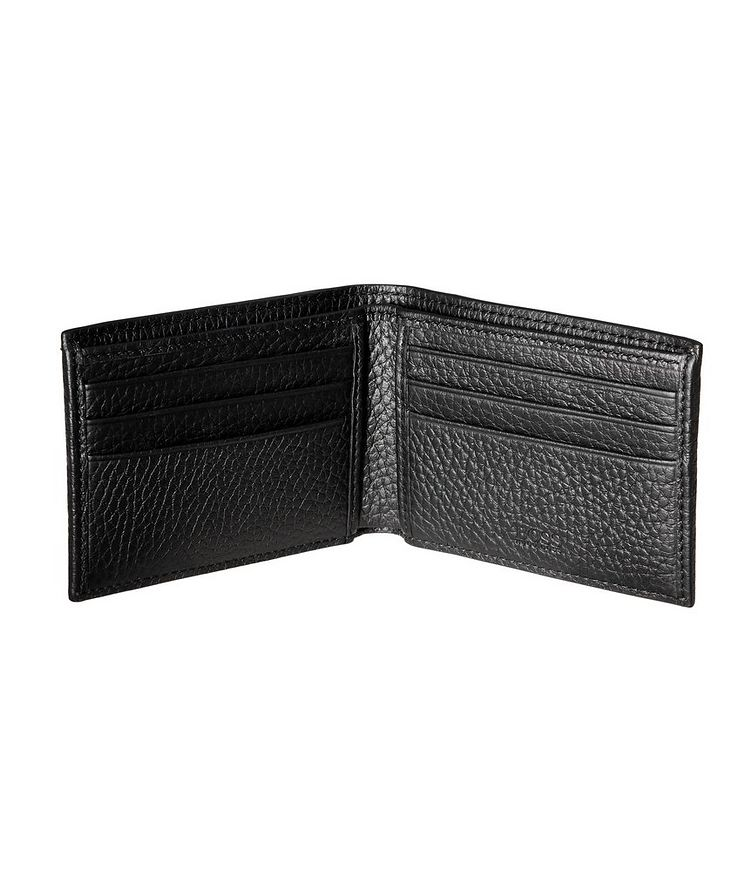 Crosstown Grain Leather Wallet image 1