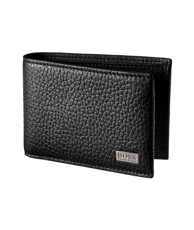 Crosstown Grain Leather Wallet picture 1