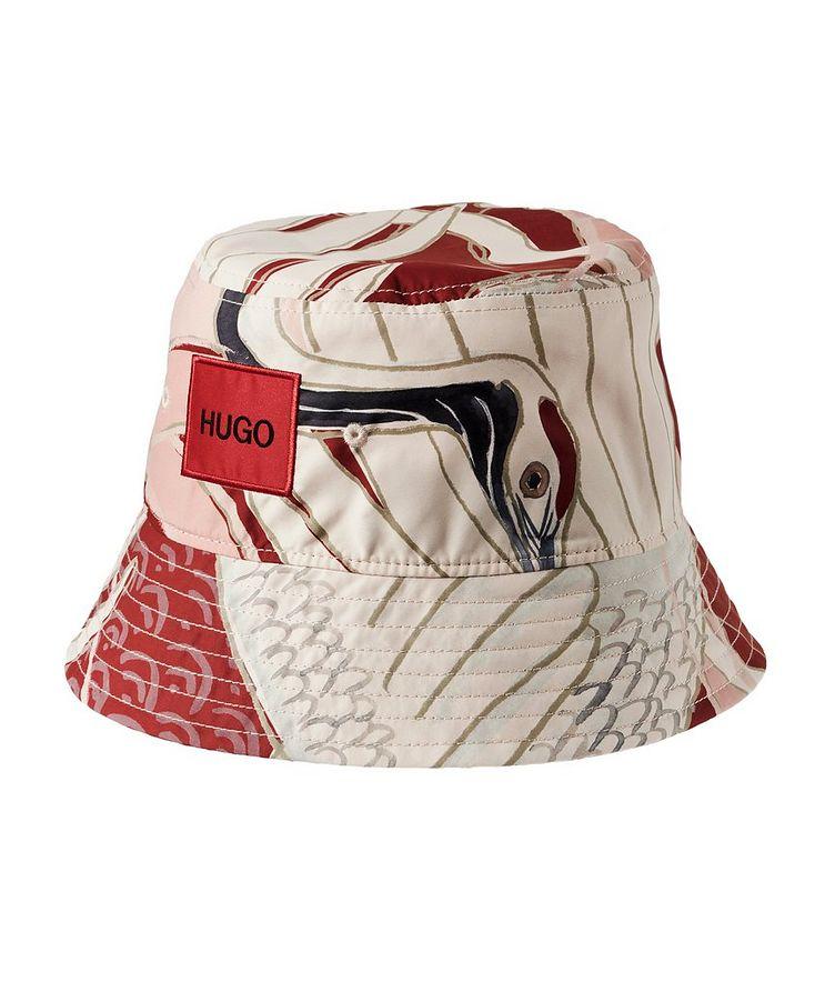 Printed Bucket Hat image 0