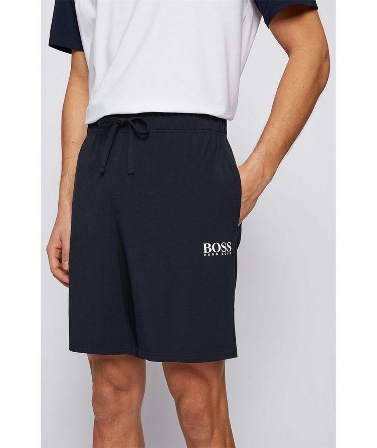 Balance Cotton-Blend Shorts image 1