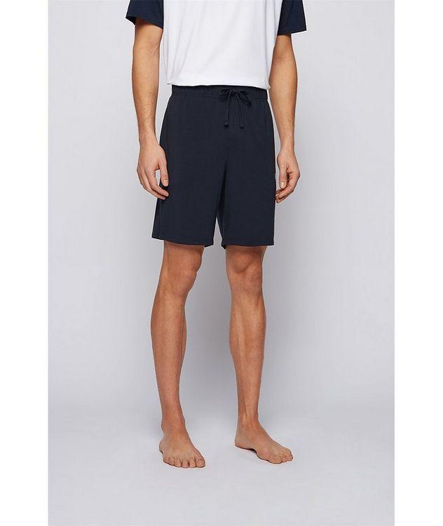 Balance Cotton-Blend Shorts picture 4