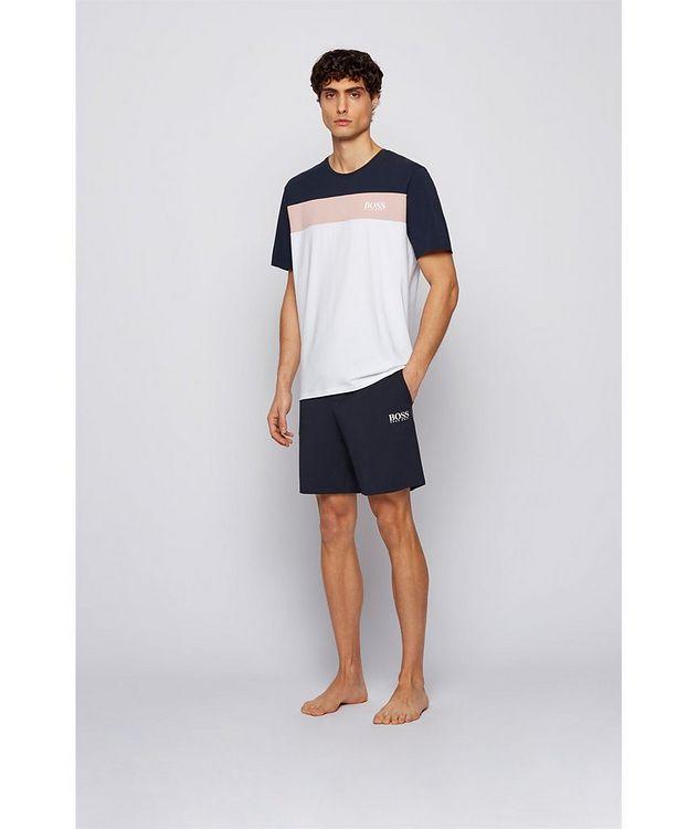 Balance Cotton-Blend Shorts picture 5
