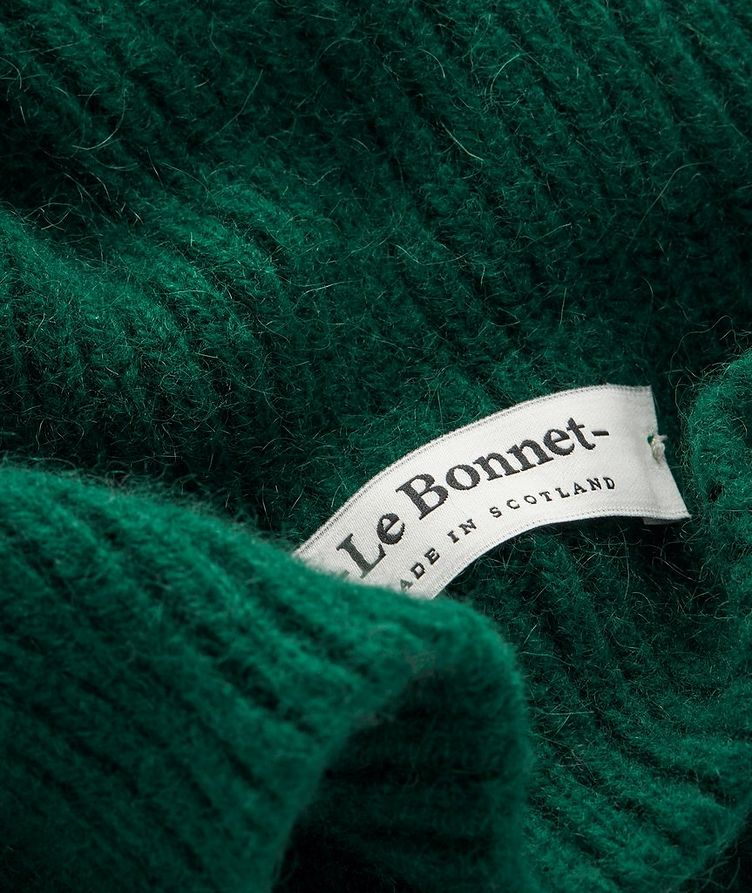 Le Grand Lamb's Wool-Angora Toque image 1