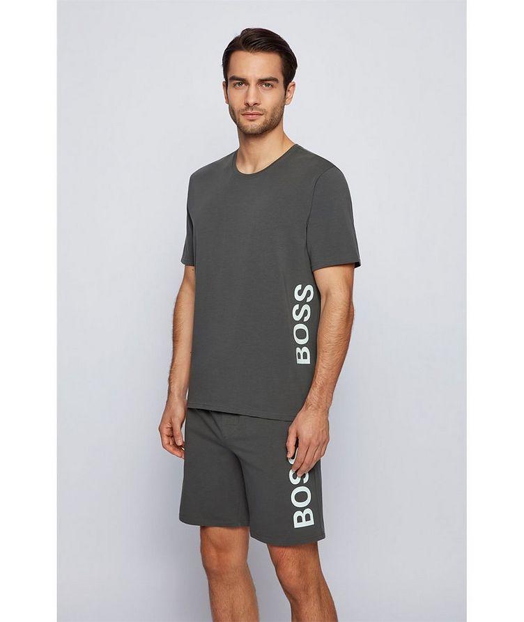 Identity Cotton-Blend T-Shirt image 1