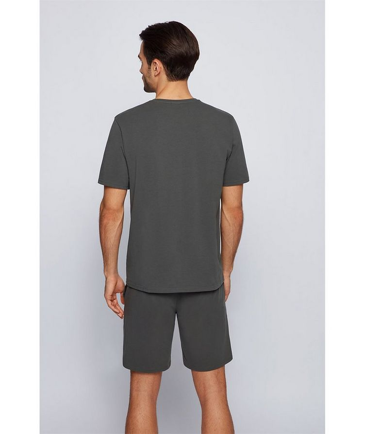 Identity Cotton-Blend T-Shirt image 2