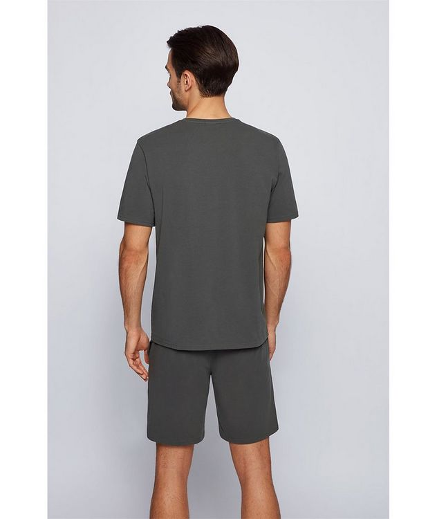 Identity Cotton-Blend T-Shirt picture 3