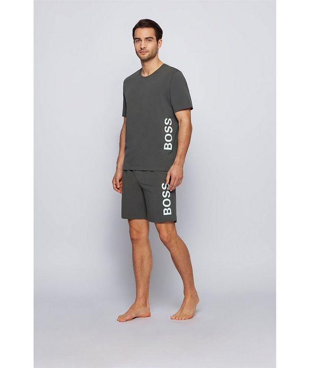 Identity Cotton-Blend T-Shirt picture 4