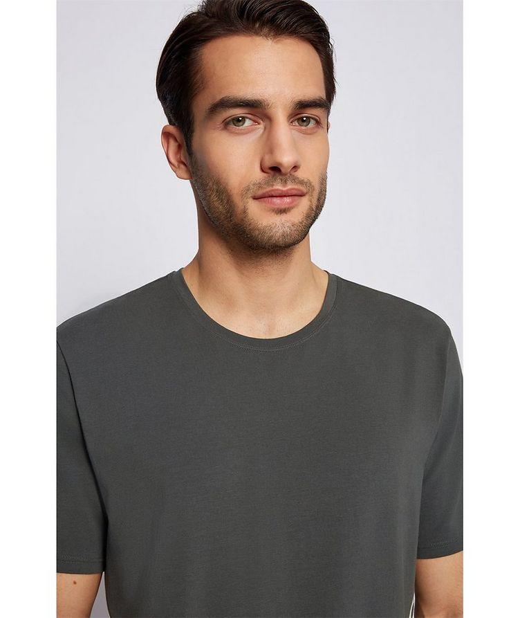 Identity Cotton-Blend T-Shirt image 4