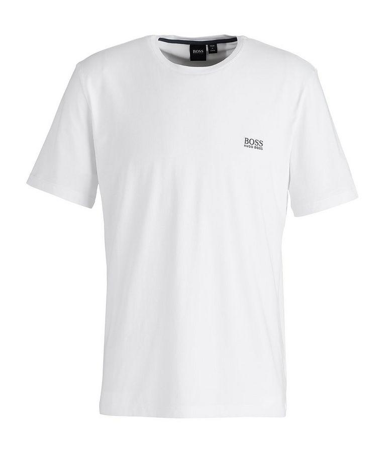Mix & Match Stretch Cotton T-Shirt image 0
