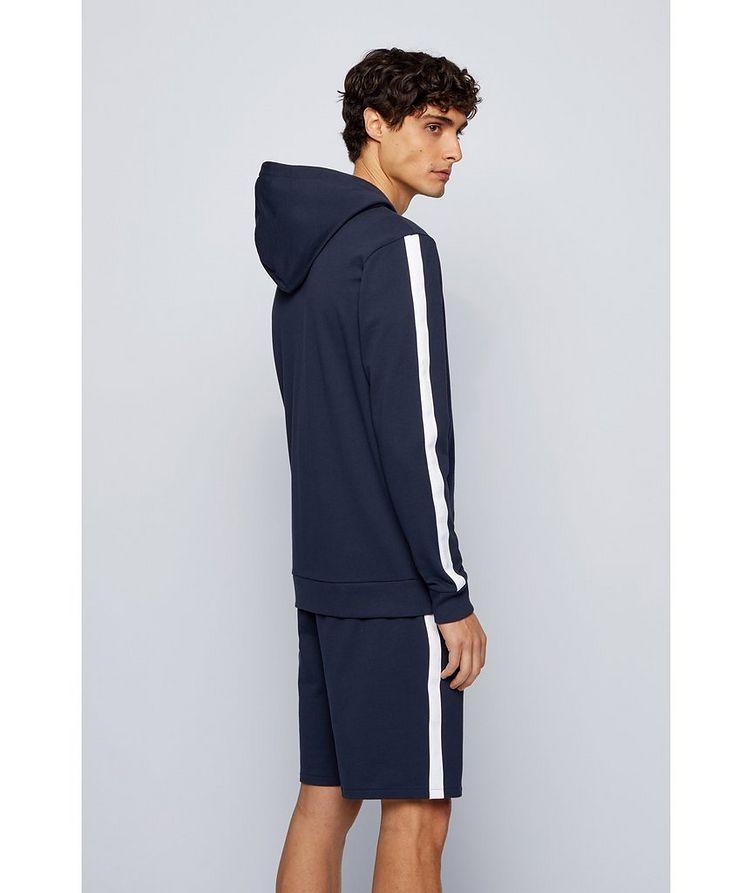 Heritage Hooded Cotton Sweatshirt image 2