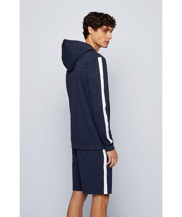 Heritage Hooded Cotton Sweatshirt picture 3