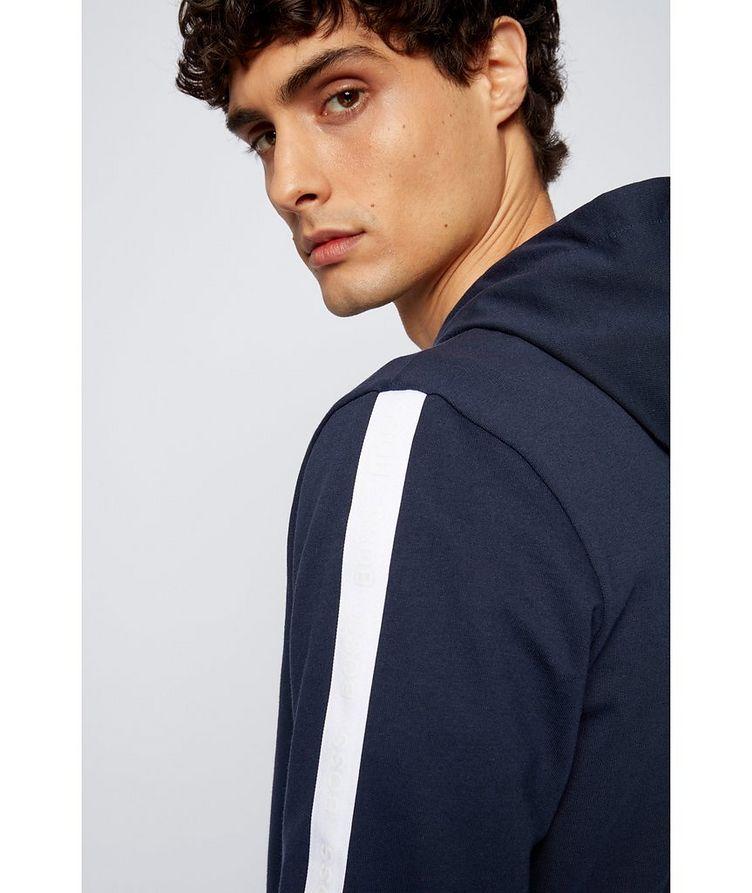 Heritage Hooded Cotton Sweatshirt image 4