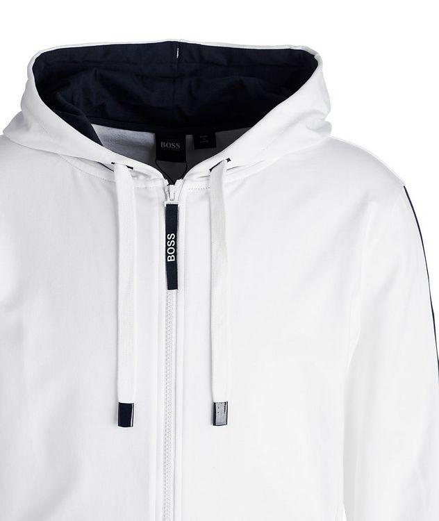 Heritage Hooded Cotton Sweatshirt picture 2
