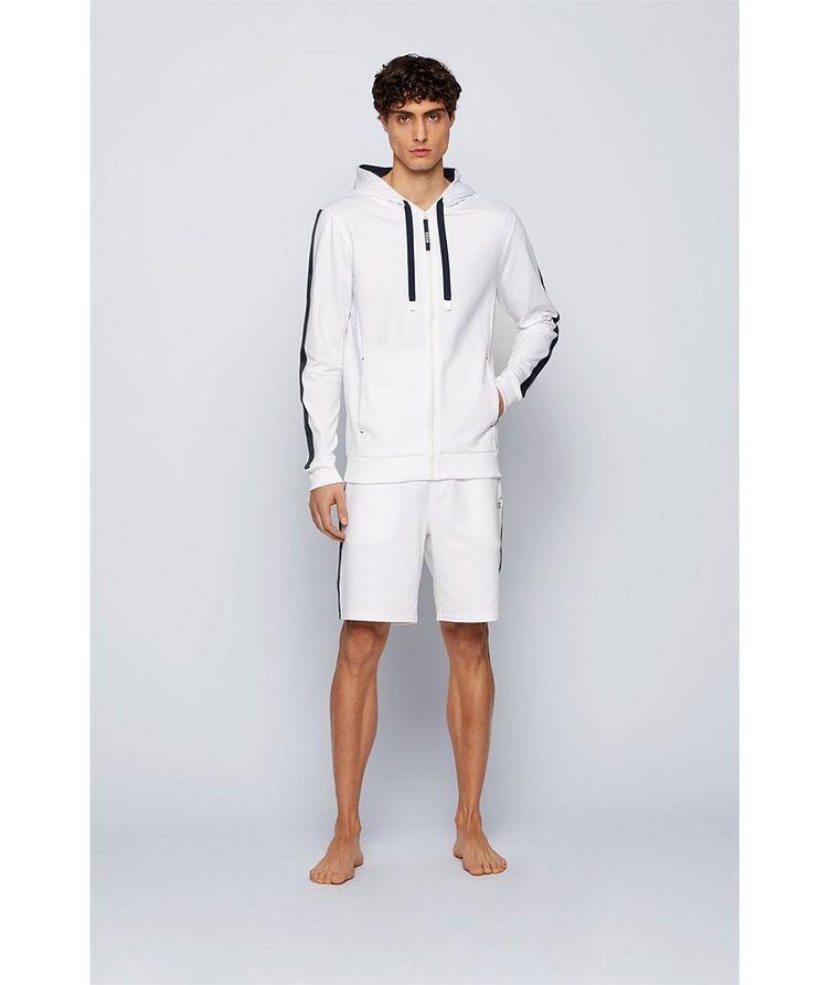 Heritage Hooded Cotton Sweatshirt image 3