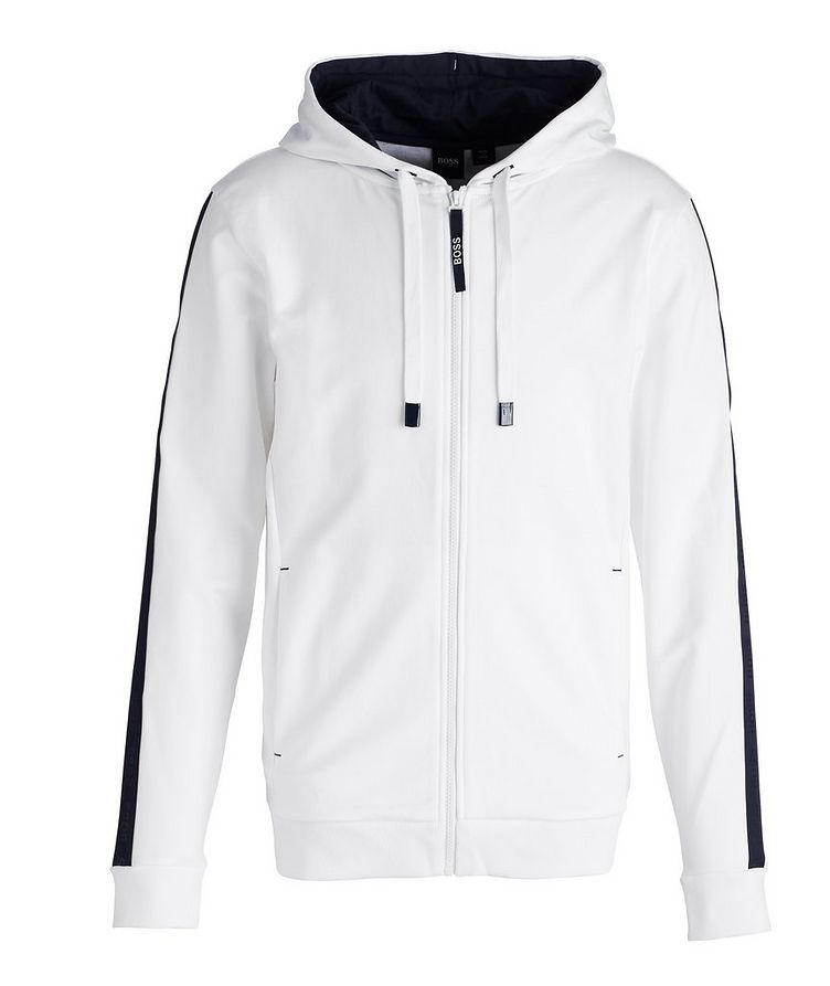 Heritage Hooded Cotton Sweatshirt image 0
