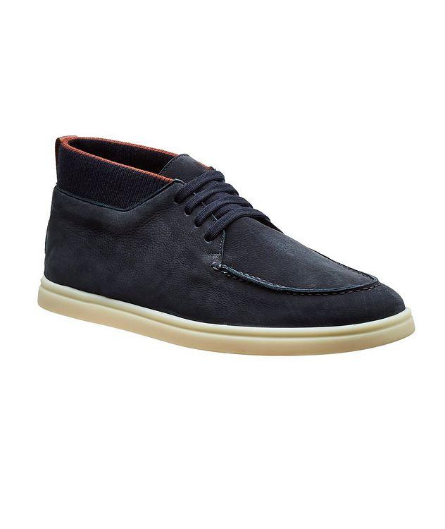 Chaussure sport Soho Walk en cuir picture 1