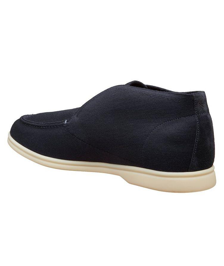 Open Walk Wish Wool Knit Boots image 1