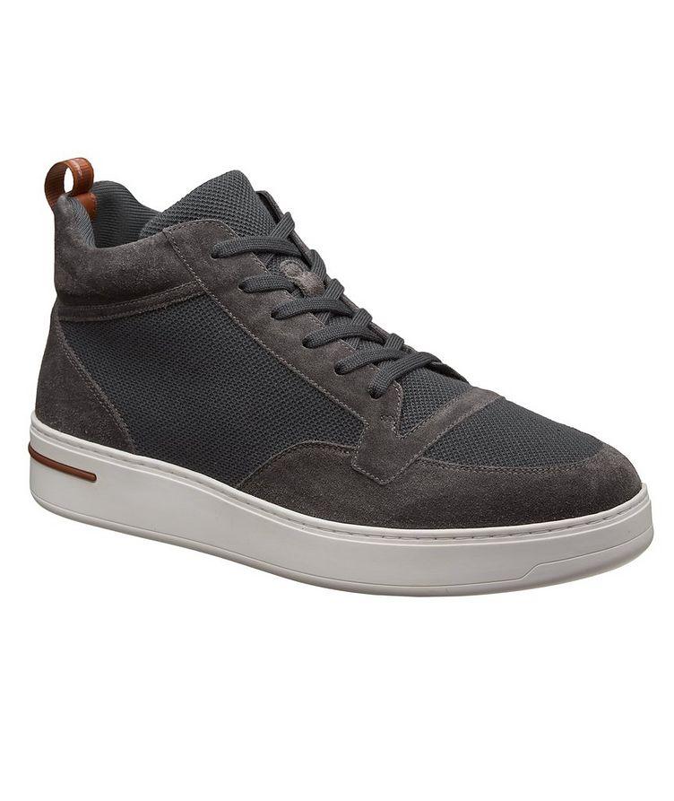 Newport Walk Suede-Wool Sneakers image 0