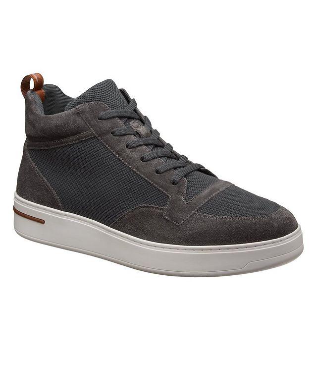 Newport Walk Suede-Wool Sneakers picture 1