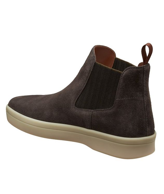 Beatle Ultimate Walk Suede Chelsea Boots picture 2