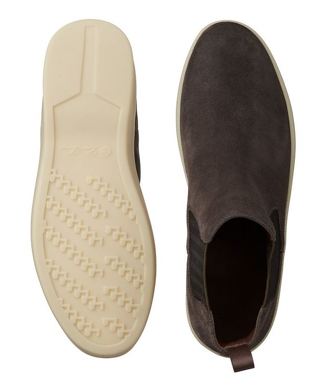Beatle Ultimate Walk Suede Chelsea Boots picture 3