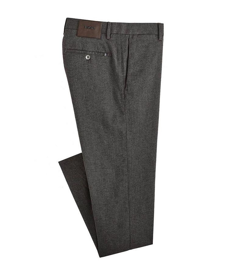 Steen Slim-Fit Stretch-Cotton Pants image 0