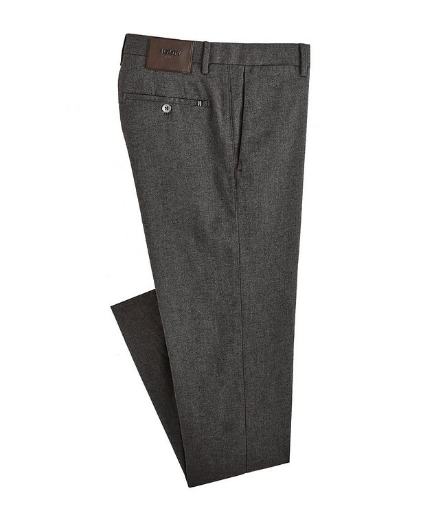 Steen Slim-Fit Stretch-Cotton Pants picture 1