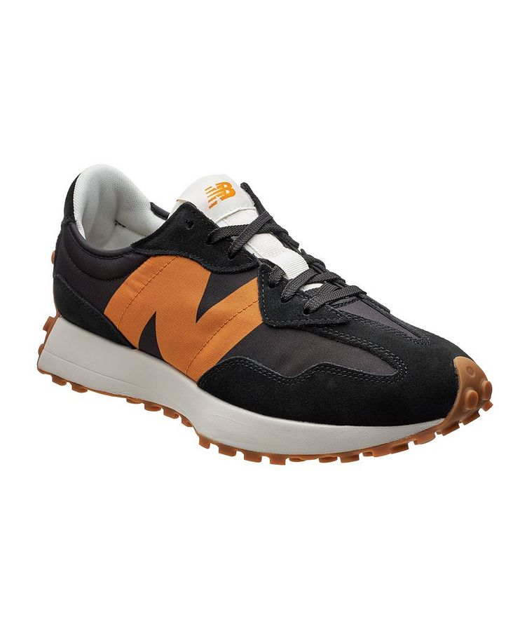 327 Suede and Nylon Sneakers image 0