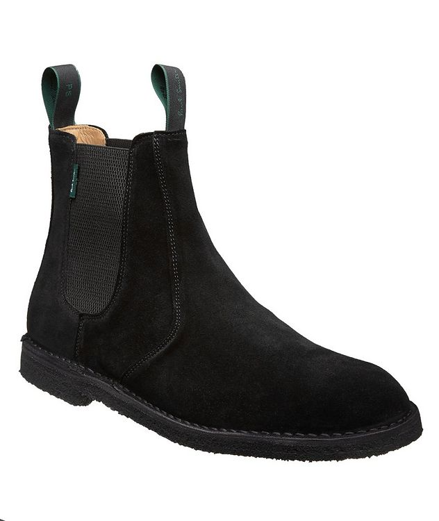 Jim Suede Chelsea Boots picture 1