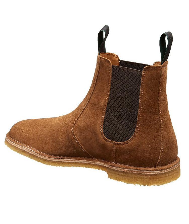 Jim Suede Chelsea Boots image 1