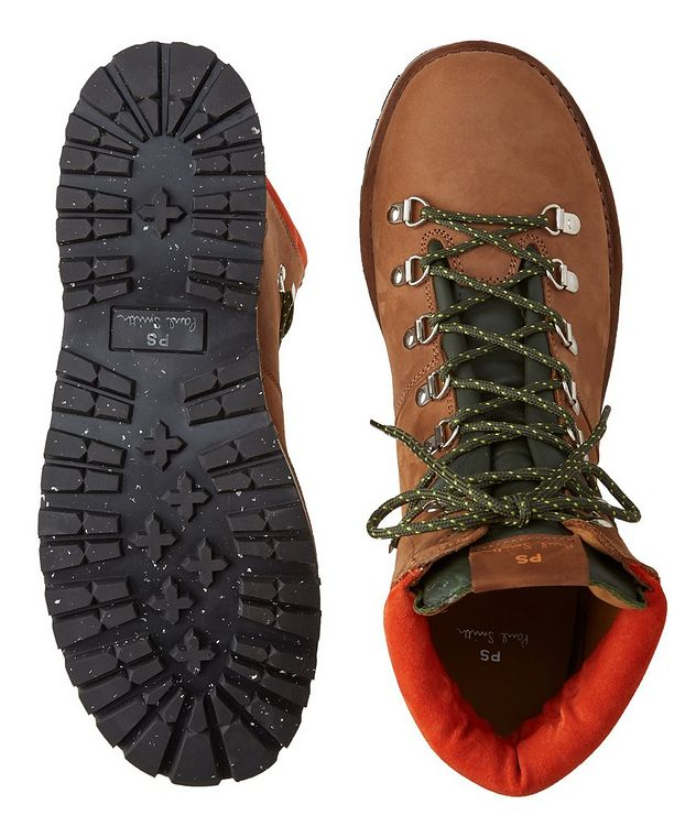 Ash Suede Hiking Boots picture 3