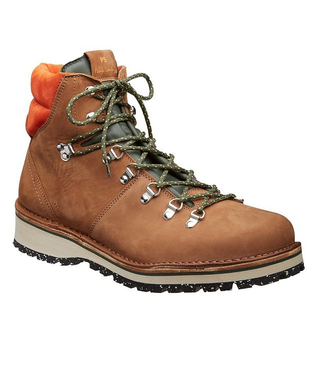 Ash Suede Hiking Boots picture 1