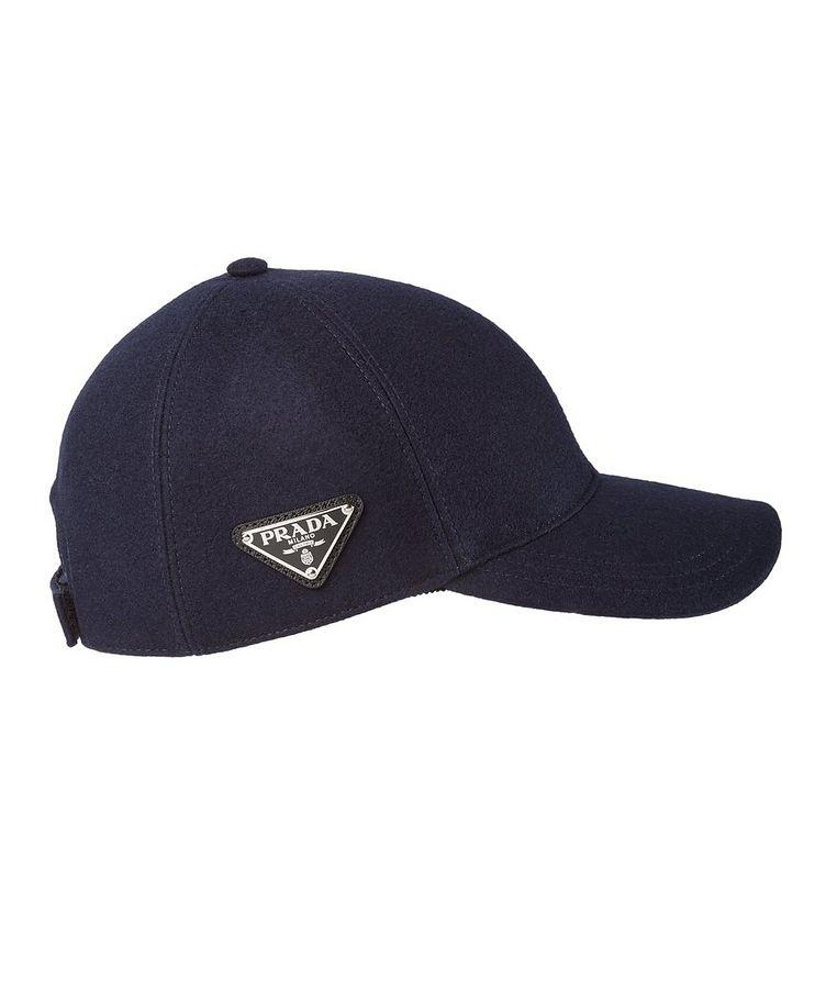 Wool Baseball Cap image 1