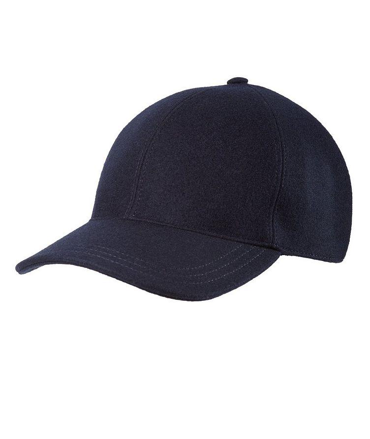 Wool Baseball Cap image 0
