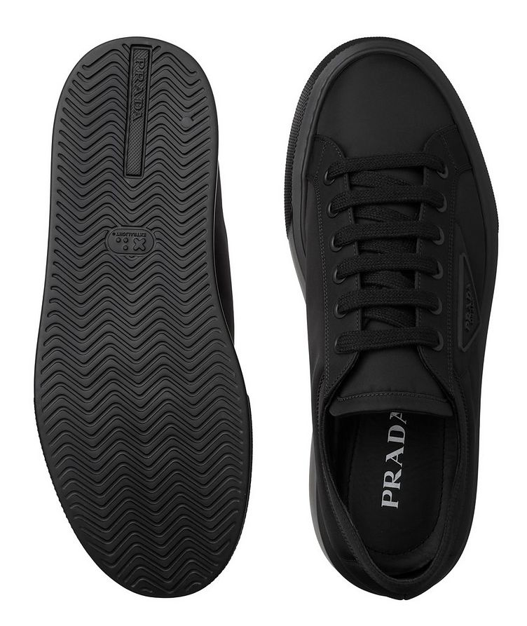 Re-Nylon Gabardine Sneakers image 2