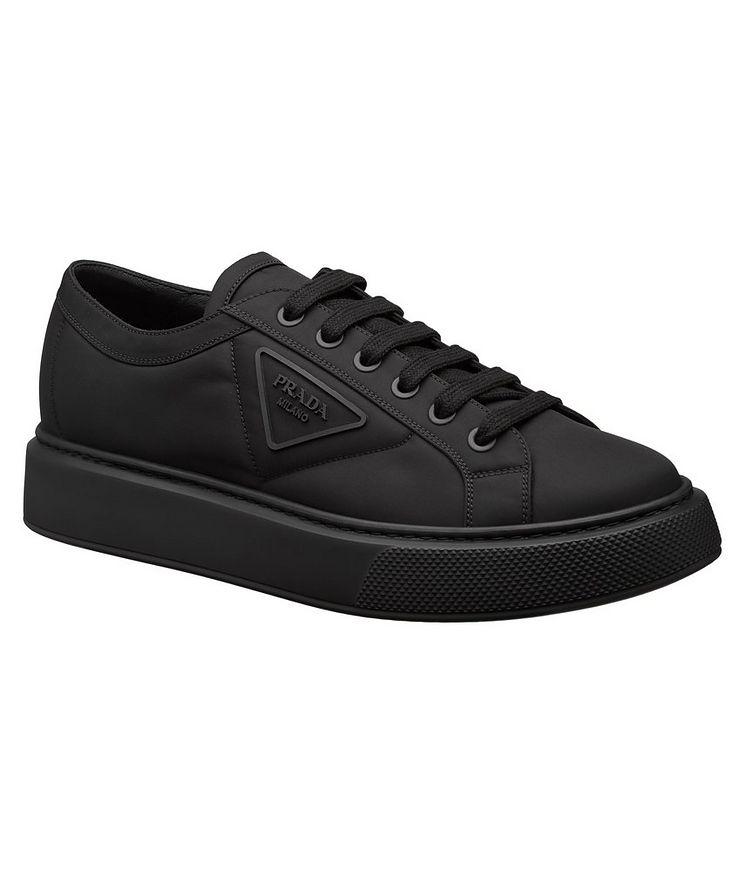 Re-Nylon Gabardine Sneakers image 0