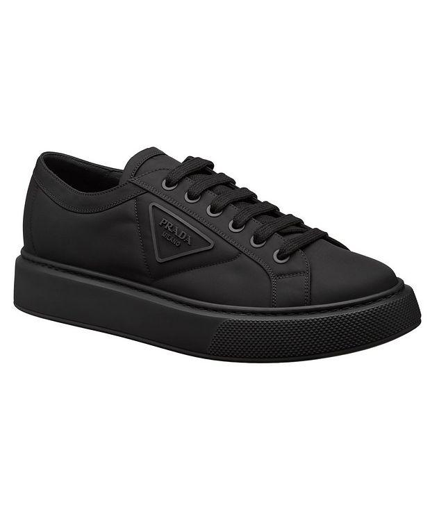 Re-Nylon Gabardine Sneakers picture 1