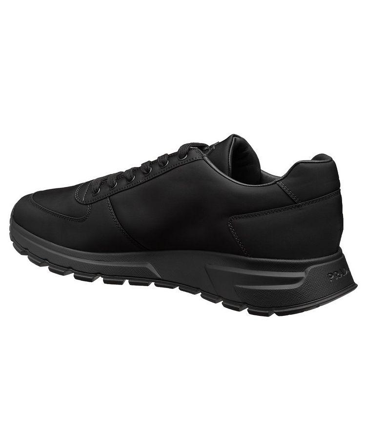Prax 01 Nylon Gabardine Sneakers image 1