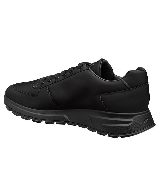 Prax 01 Nylon Gabardine Sneakers picture 2