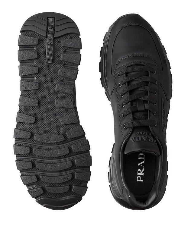 Prax 01 Nylon Gabardine Sneakers picture 3