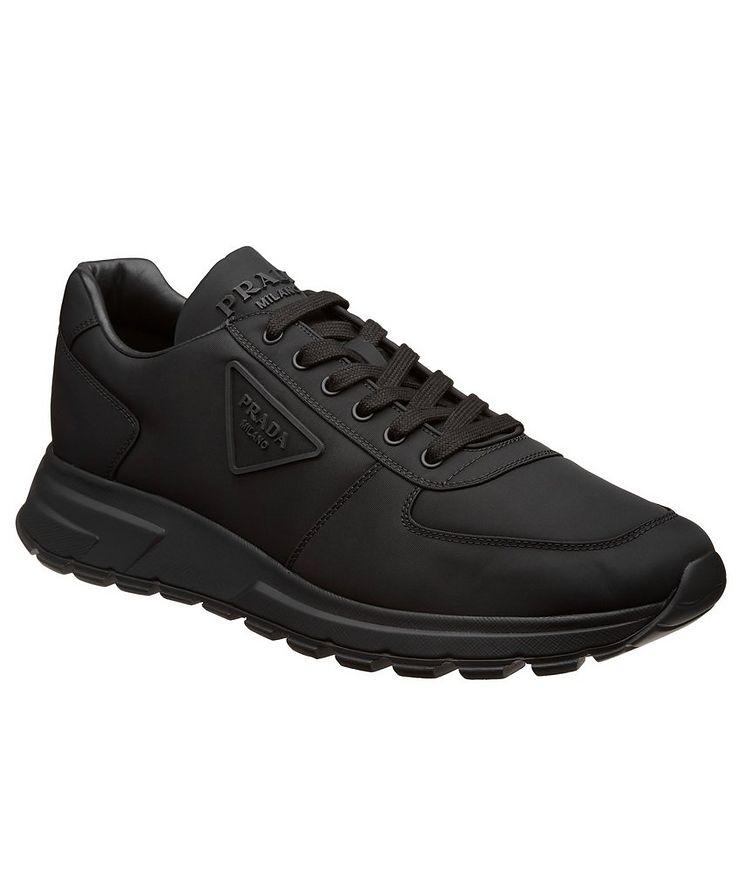Prax 01 Nylon Gabardine Sneakers image 0