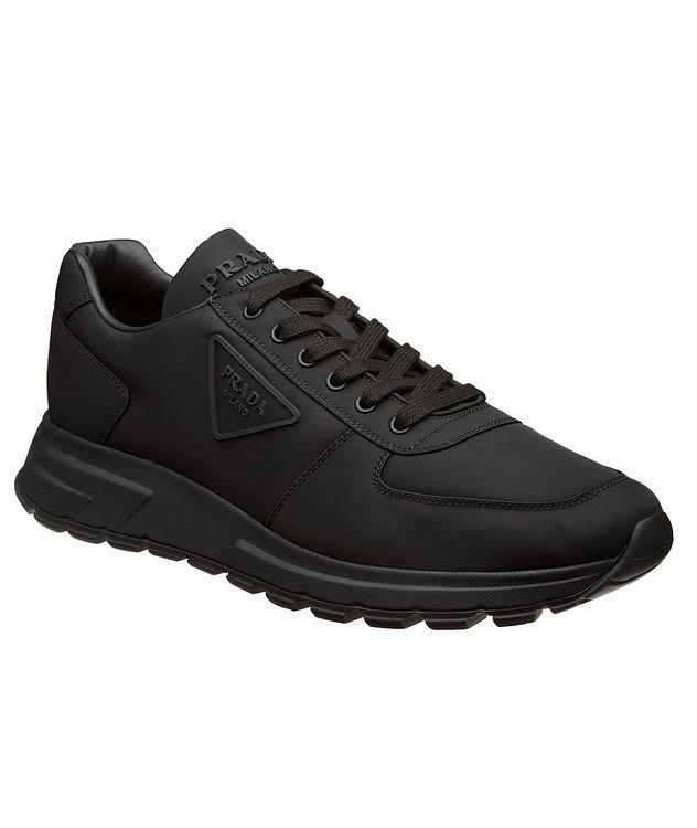 Prax 01 Nylon Gabardine Sneakers picture 1