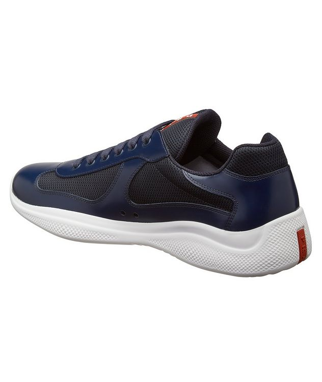 America's Cup Bike Low-Top Sneakers picture 2